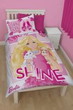 Barbie Shine Single Duvet Set