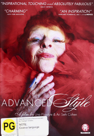 Advanced Style on DVD