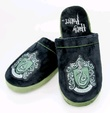 Harry Potter - Slytherin Slippers (Medium)