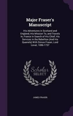 Major Fraser's Manuscript by James Fraser image