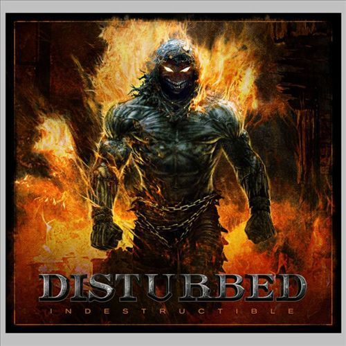 Indestructible by Disturbed image