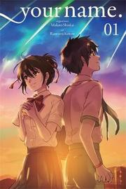 your name., Vol. 1 by Makoto Shinkai