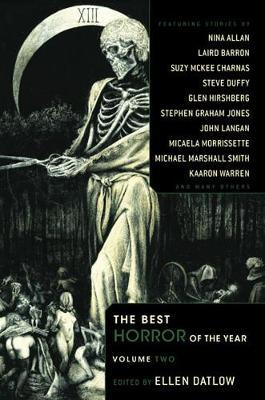 The Best Horror of the Year Volume 2 by Ellen Datlow image