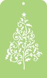 Mini Designer Templates - Flourish Tree