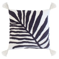 Bambury Palmyra Cushion Cover (Navy)