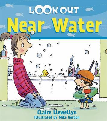 Near Water by Claire Llewellyn