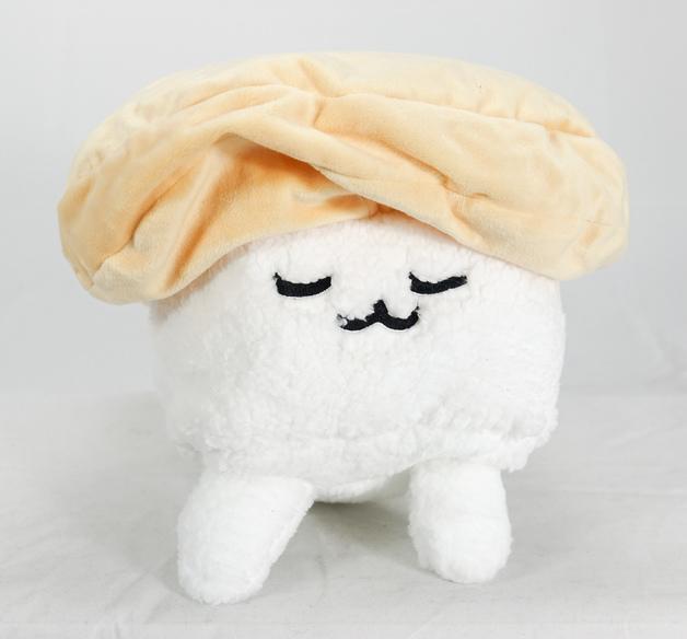 Oshushi: Sushi Friend Big Plush - Scallops