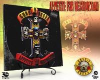 Guns N' Roses: 3D Vinyl Display - Appetite for Destruction