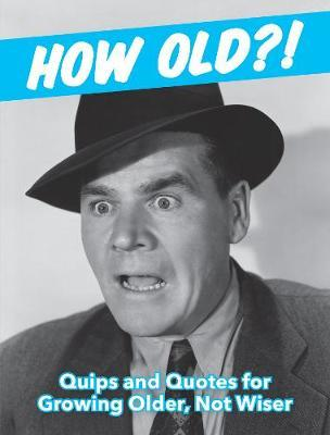 How Old?! (for men) by Summersdale image