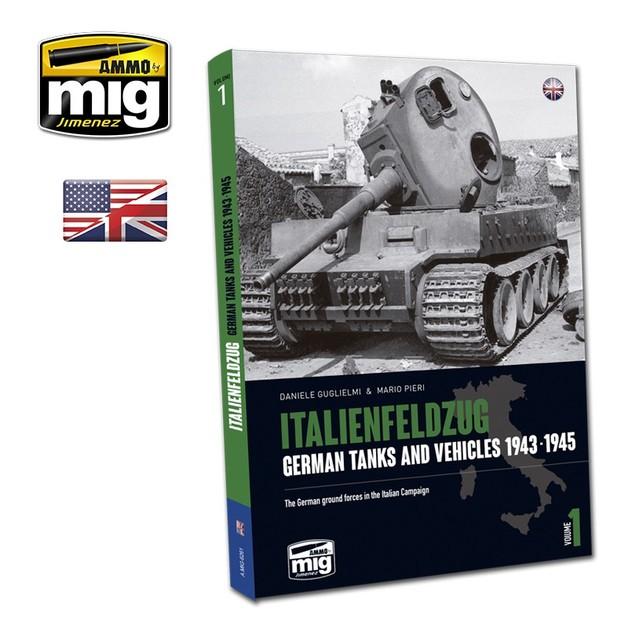 Italienfeldzug: German Tanks & Vehicles 1943-1945