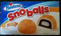 Hostess: Snoballs (6 Pack)
