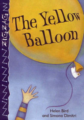 The Yellow Balloon by Helen Bird image