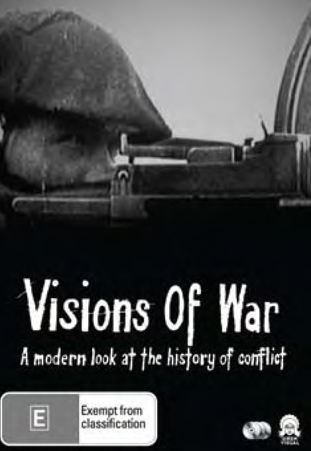 Visions of War - The Complete Collection (3 Disc Set) on DVD image
