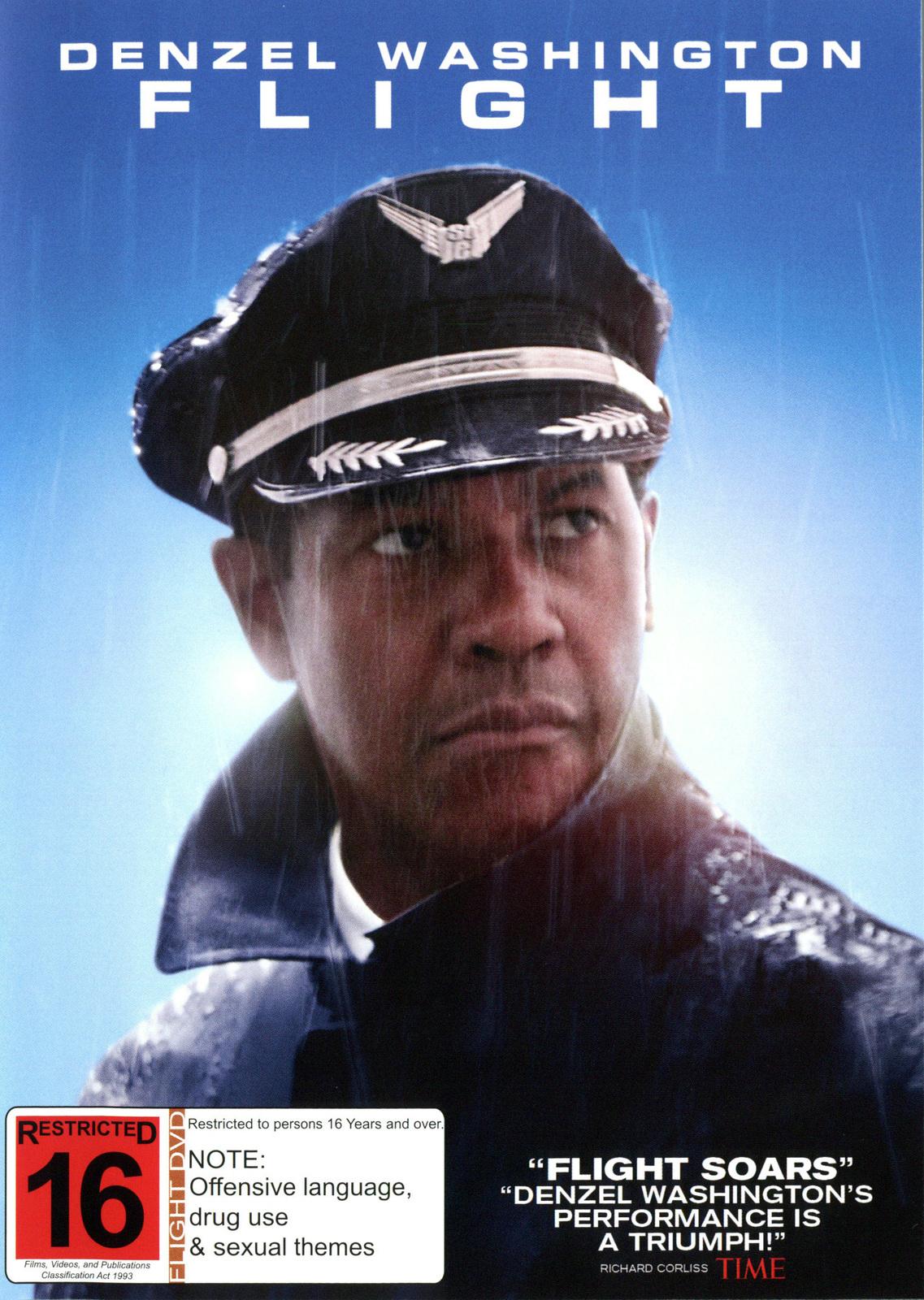 Flight on DVD image