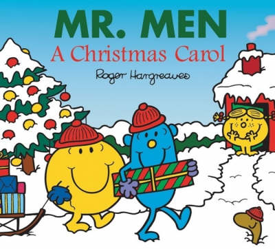 Mr. Men: A Christmas Carol by Roger Hargreaves image