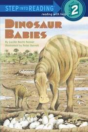 Dinosaur Babies by Lucille Recht Penner image