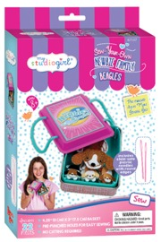 My Studio Girl: Newbies - Beagle Sewing Kit