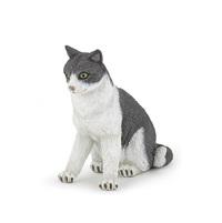 Papo - Sitting Down Cat