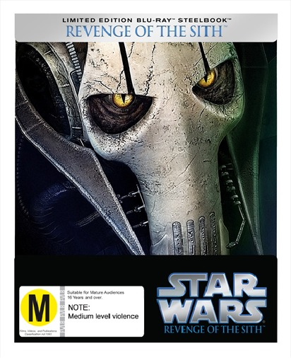 Star Wars Episode Iii Revenge Of The Sith Blu Ray Buy Now At Mighty Ape Australia