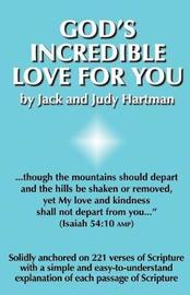 God's Incredible Love for You by Jack Hartman image