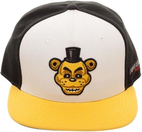 6b65df16cc6343 Five Nights at Freddys - Golden Freddy Snapback Cap | Men's | at ...
