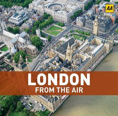 London from the Air by Jason Hawkes