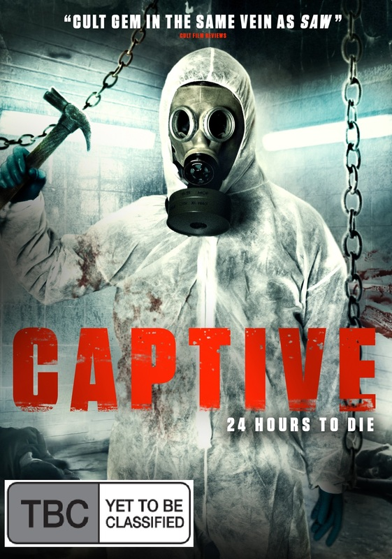 Captive on DVD