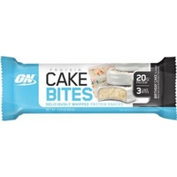 Optimum Nutrition Cake Bites (Birthday Cake)