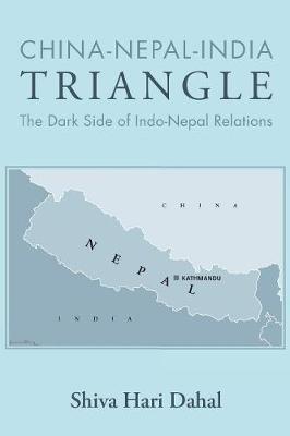China-Nepal-India Triangle by Shiva Hari Dahal