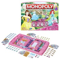 Monopoly: Disney Princess - 3D Edition