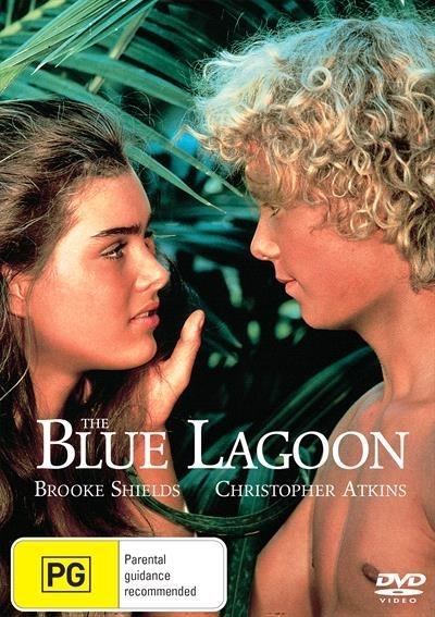 The Blue Lagoon on DVD
