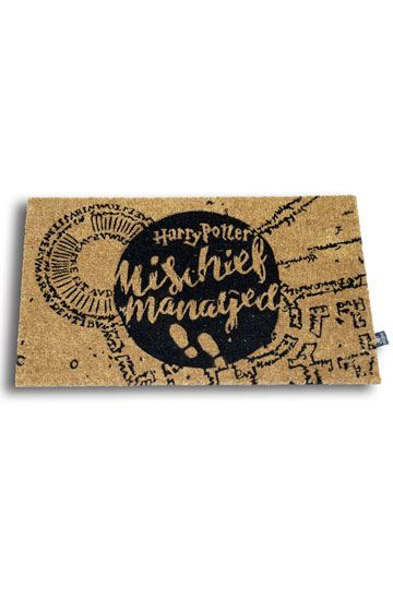Harry Potter: Doormat Mischief Managed - 43 x 72 cm