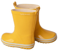 Skeanie: Kids Gumboots Yellow - Size 27 image