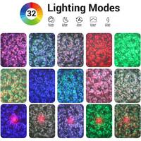 Colorful LED - Star Light Nebula Projector
