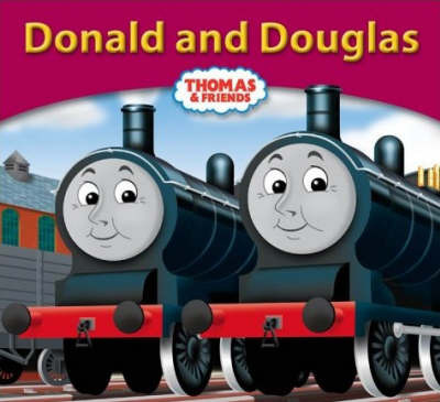 Donald and Douglas by Rev. Wilbert Vere Awdry image