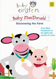 Baby Einstein - Baby MacDonald: A Day On The Farm on DVD image