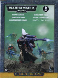 Warhammer 40,000 Eldar Rangers