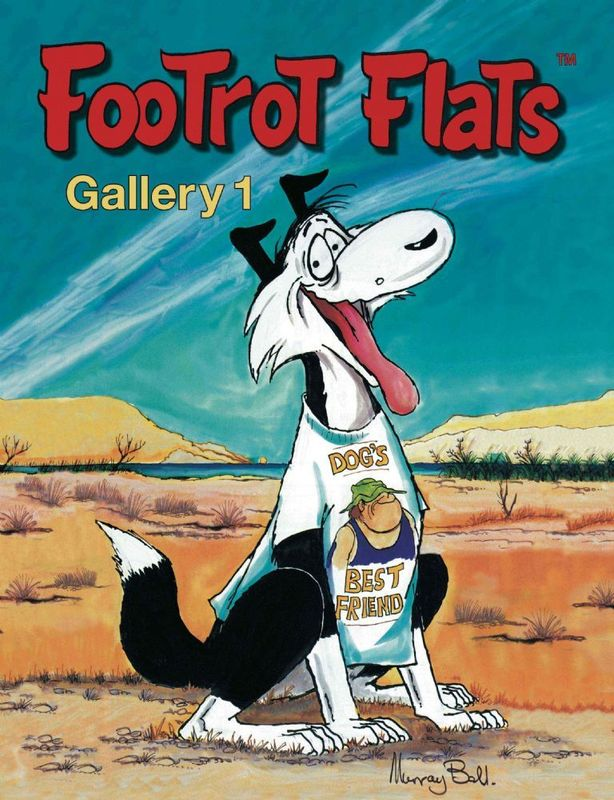 Footrot Flats Gallery 1 by Murray Ball