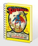 DC Comics Superman No.1 A4 Notebook