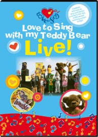 Teddy Bear Live on  by Love To Sing