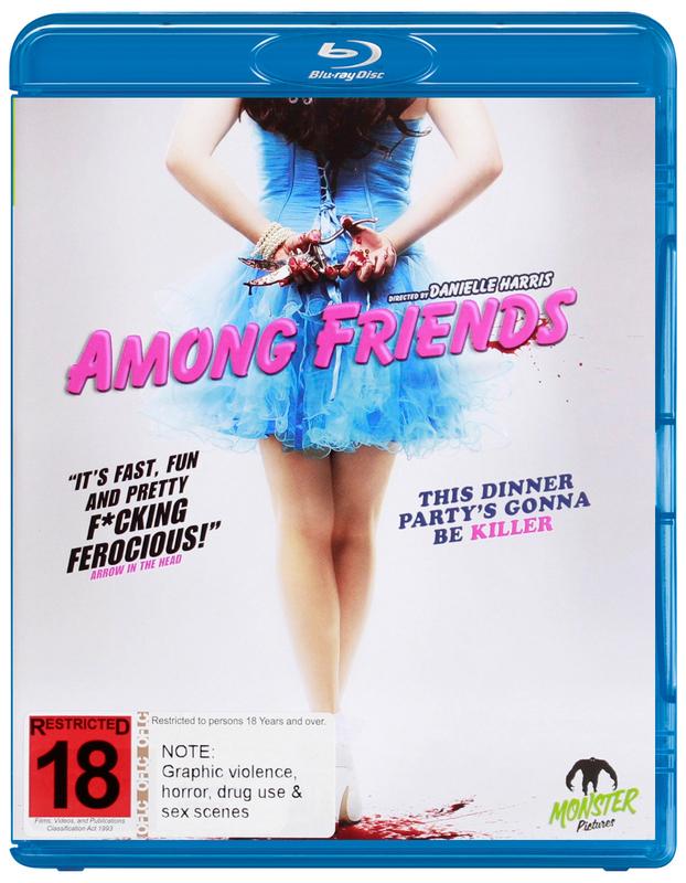 Among Friends on Blu-ray