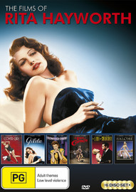 The Rita Hayworth Collection on DVD