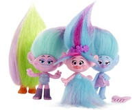 DreamWorks Trolls: Fashion Frenzy - Figure Multi-Pack