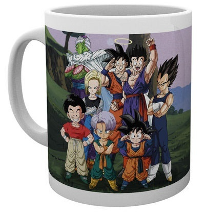 Dragonball Z - 30th Aniversary Coffee Mug