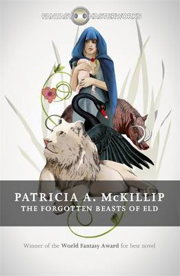 The Forgotten Beasts of Eld by Patricia A McKillip image