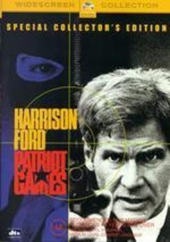 Patriot Games on DVD image