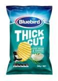 Bluebird Thick Cut - Sour Cream & Chives 150g