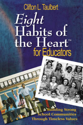 Eight Habits of the Heart (TM) for Educators image