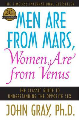 Men Are from Mars, Women Are from Venus by John Gray image