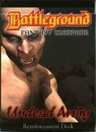 Battleground: Undead Reinforcements Deck image